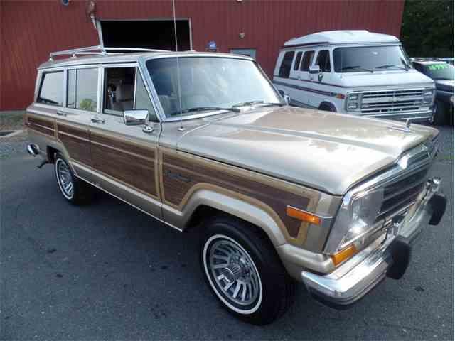 1989 Jeep Wagoneer | 1023453