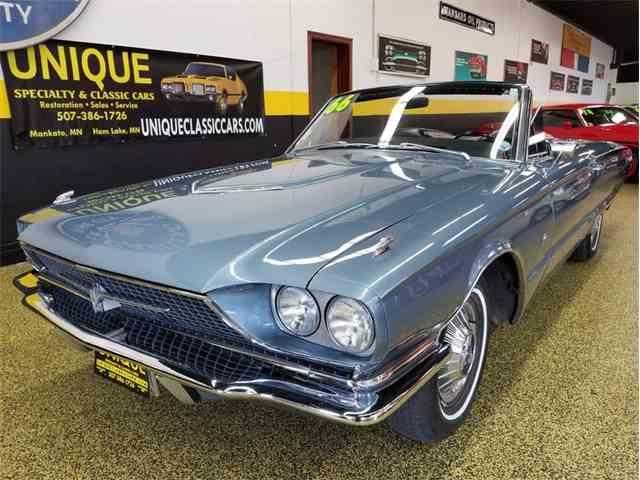 1966 Ford Thunderbird    Convertible | 1023461