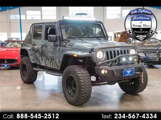 2014 Jeep Wrangler | 1023471