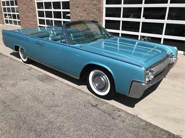 1963 Lincoln Continental | 1023472