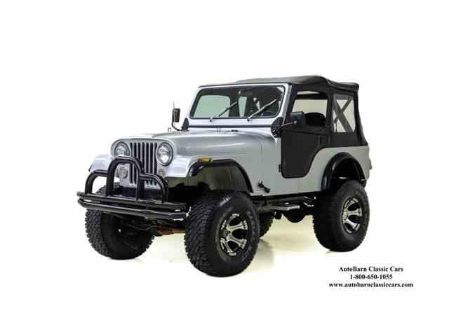 1979 Jeep CJ5 | 1023474