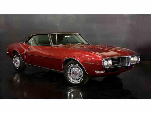 1968 Pontiac Firebird | 1023478