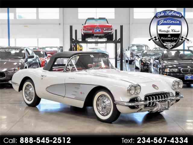 1959 Chevrolet Corvette | 1023485