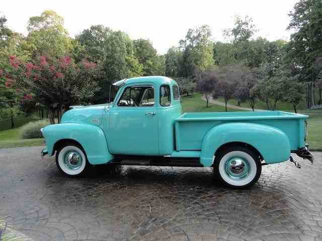 1954 Chevrolet Pickup   1023486