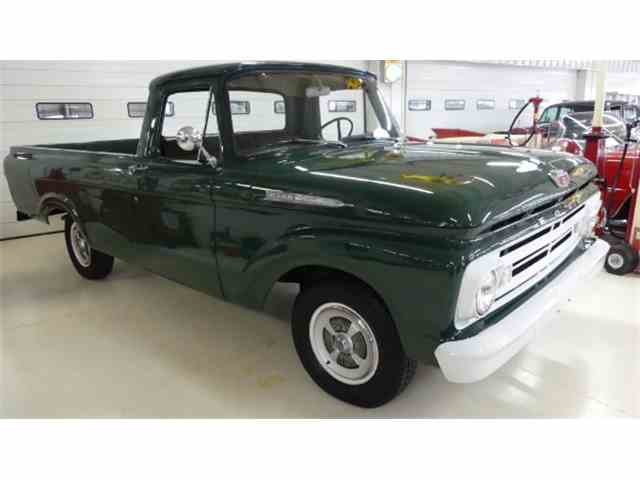 1962 Ford F100 | 1023487