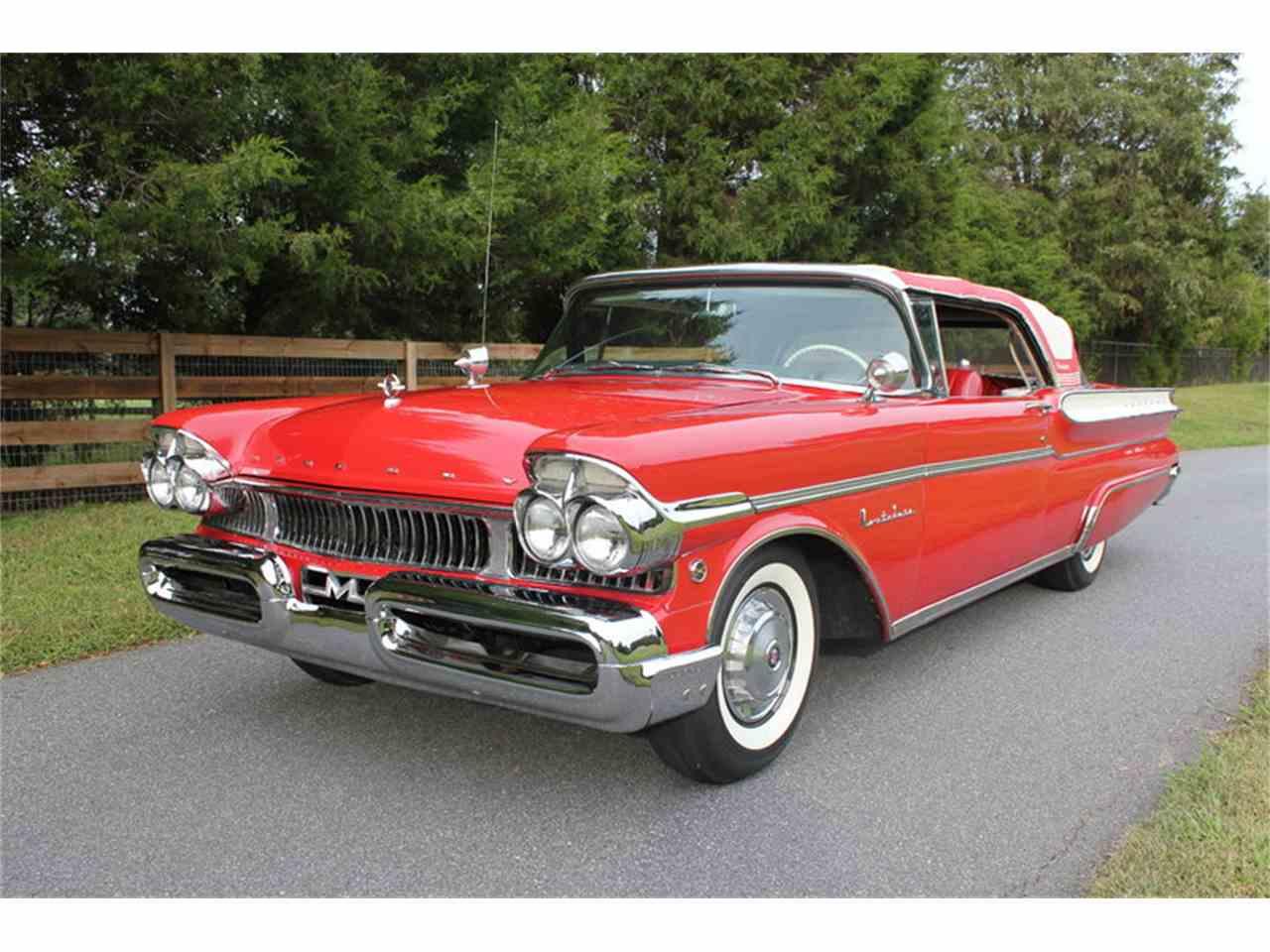 1957 Mercury Montclair Turnpike Cruiser for Sale ...