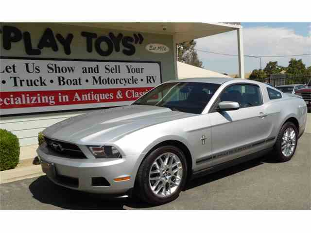 2012 Ford Mustang | 1020349