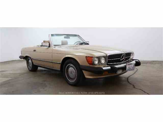 1988 Mercedes-Benz 560SL | 1023494
