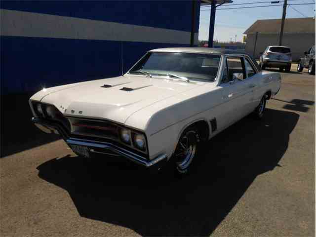 1967 Buick Skylark California GS | 1023496