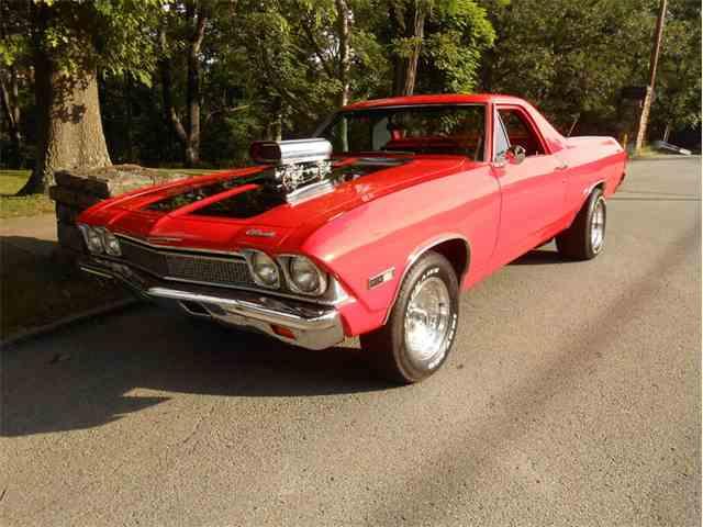 1968 Chevrolet El Camino | 1023499