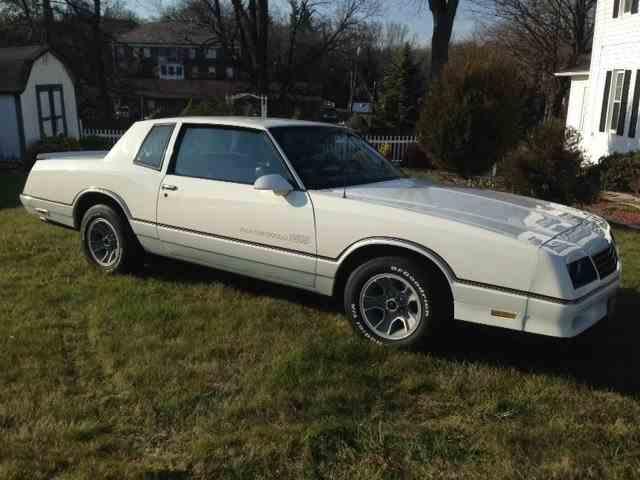 1986 Chevrolet Monte Carlo SS | 1023505