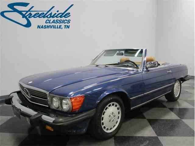 1986 Mercedes-Benz 560SL | 1023506