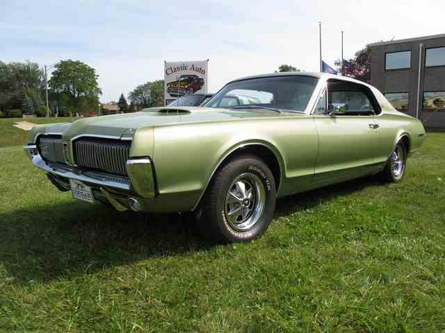 Picture of Classic '67 Mercury Cougar located in Michigan - $28,500.00 Offered by Classic Auto Showplace - LXQU