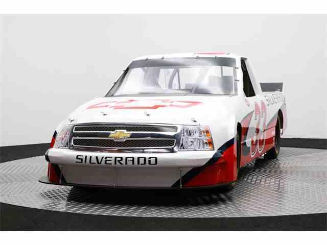 2007 Chevrolet Silverado #33 Show Race Truck | 1023512