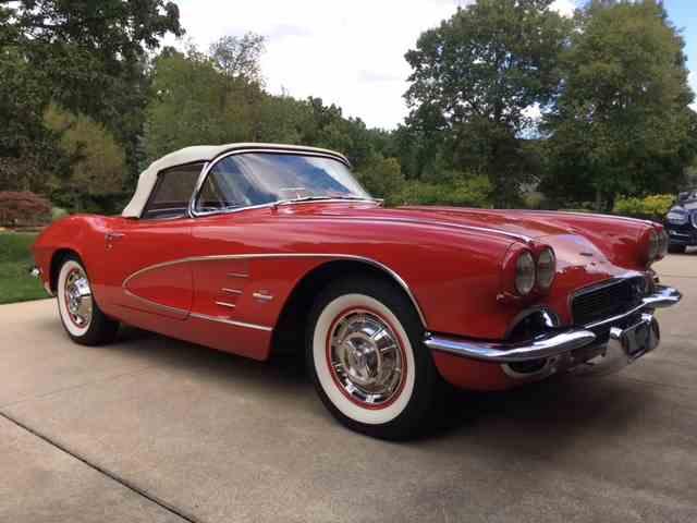 1961 Chevrolet Corvette | 1023514