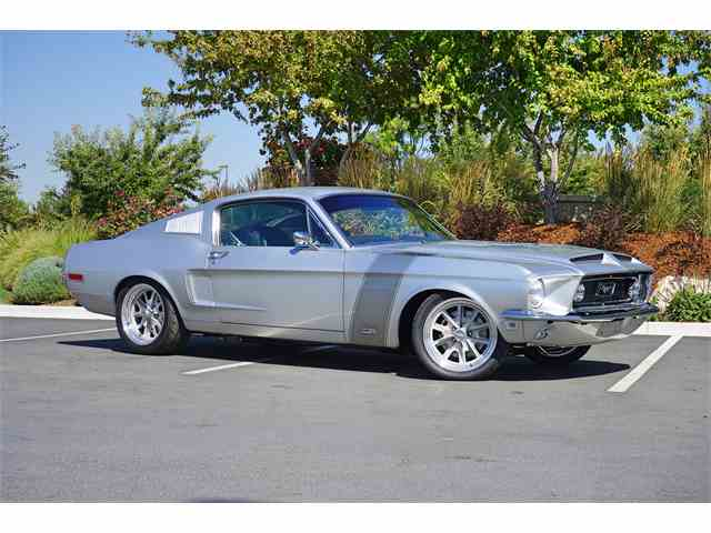 1968 Ford Mustang GT | 1020352