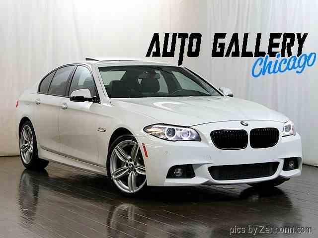 2014 BMW 5 Series | 1023526