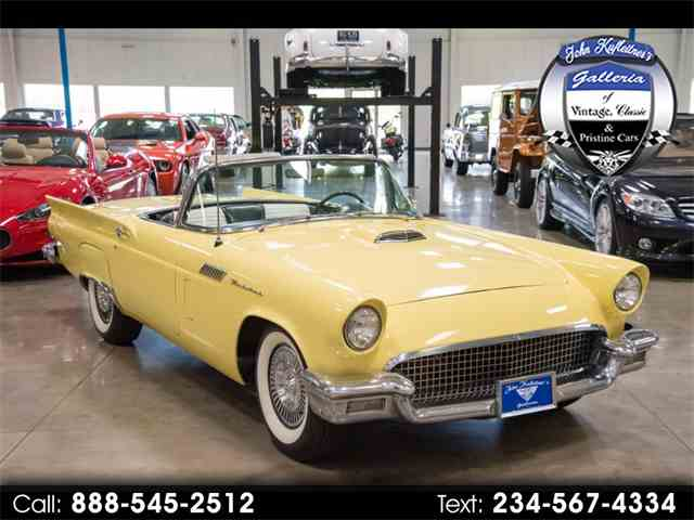 1957 Ford Thunderbird | 1023527