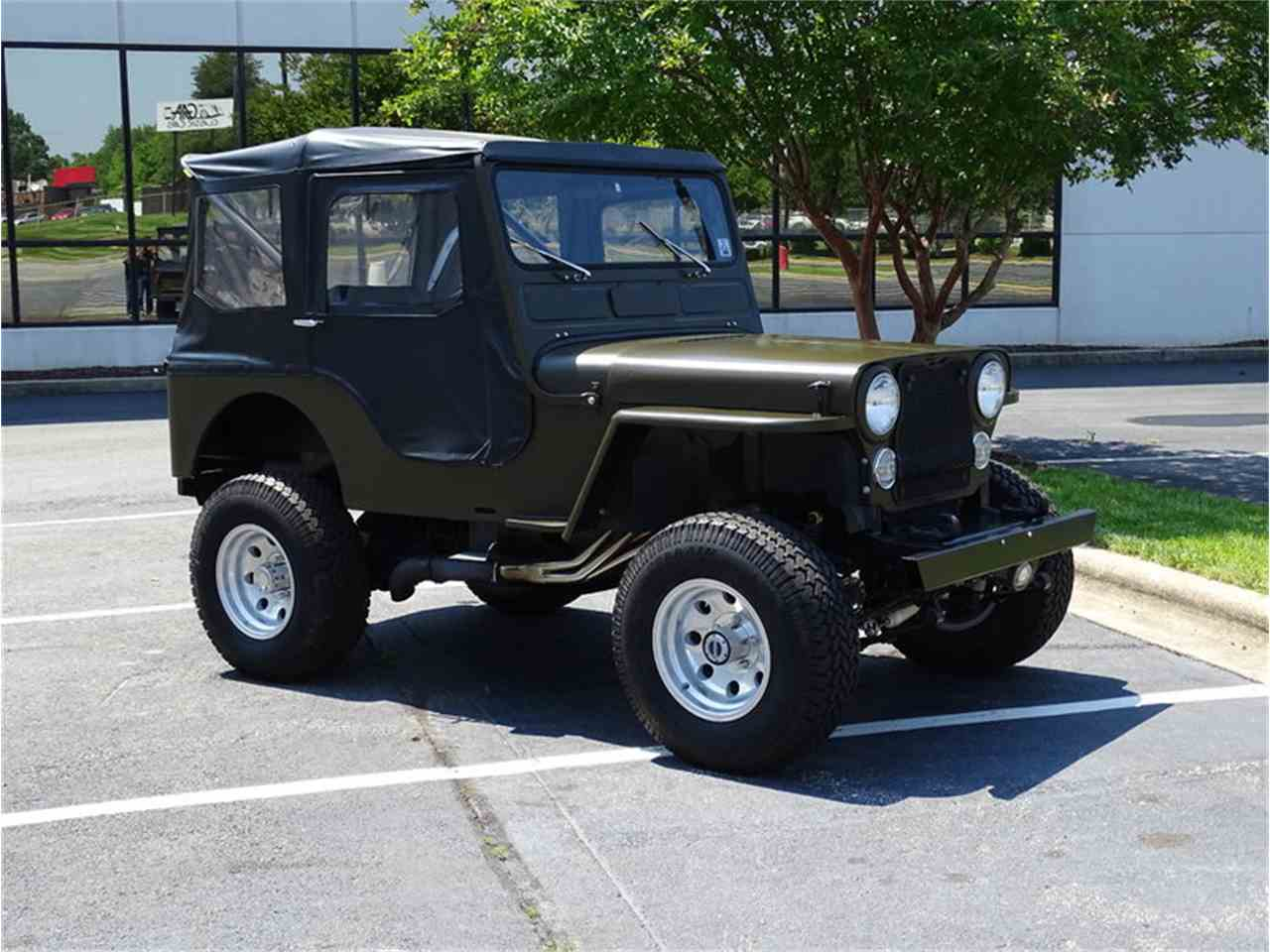 Jeep Willys For Sale >> 1947 Willys Jeep for Sale | ClassicCars.com | CC-1023528