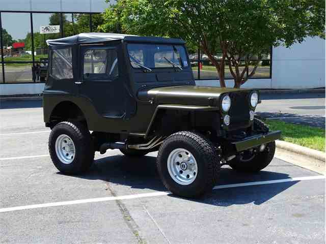 1947 Willys Jeep | 1023528