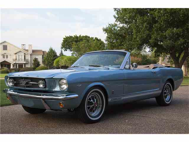 1965 Ford Mustang GT | 1023533