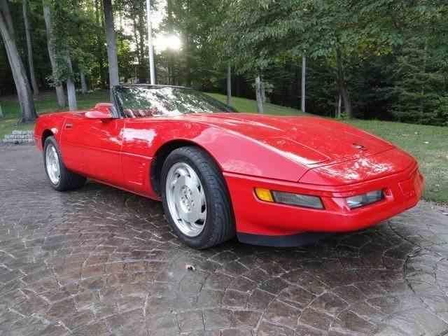 1996 Chevrolet Corvette | 1023536