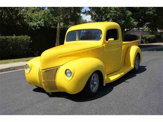 1940 Ford Pickup | 1023541