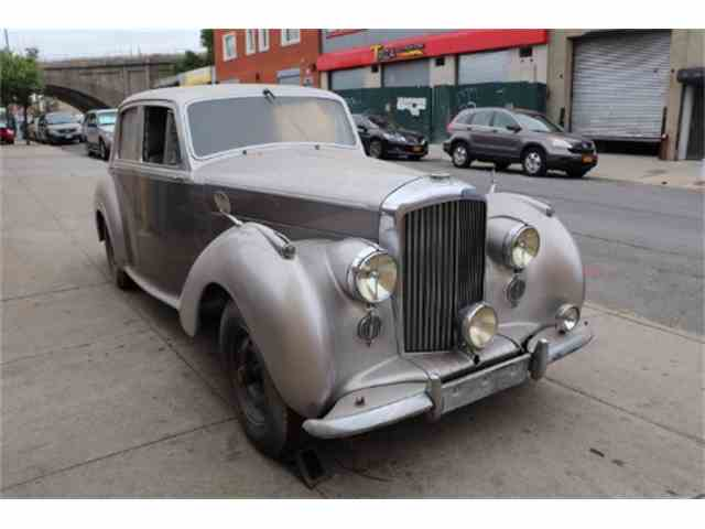 1954 Bentley R Type | 1023542