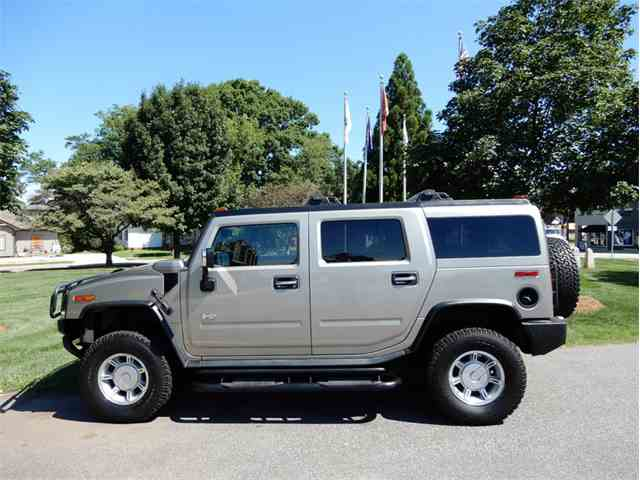 2003 Hummer H2 | 1023549