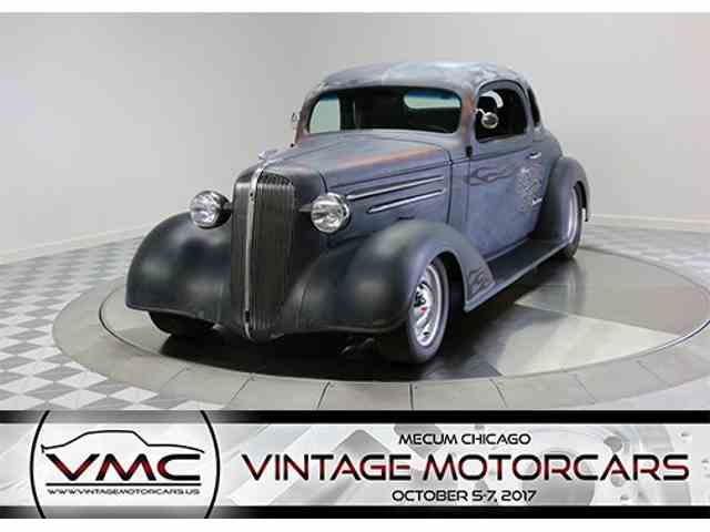 1936 Chevrolet 5-Window Coupe