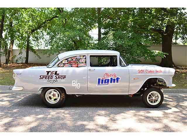 1955 Chevrolet 150 Gasser | 1023561