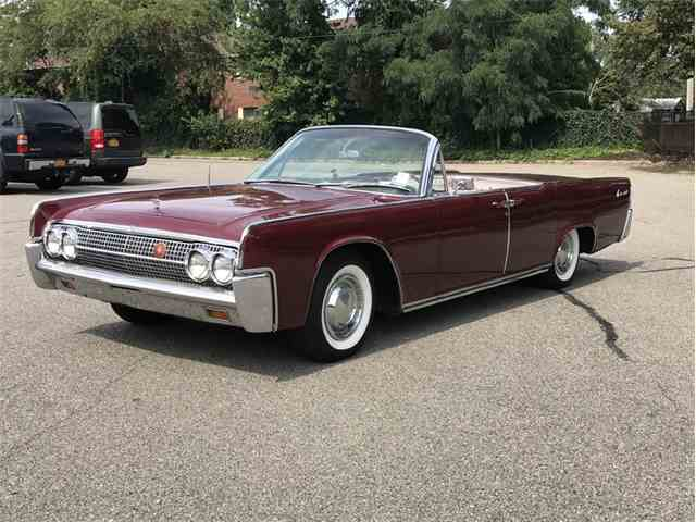 1962 to 1964 lincoln continental for sale on 20 available. Black Bedroom Furniture Sets. Home Design Ideas