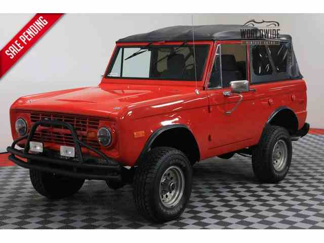 1974 Ford Bronco | 1023563