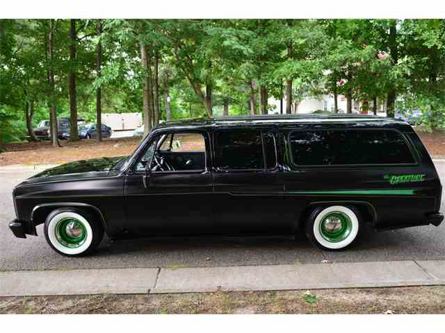 1988 Chevrolet Suburban | 1023566