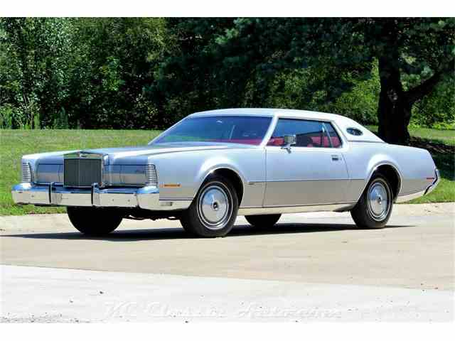 1973 Lincoln Mark IV | 1023569