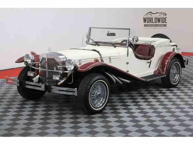 1928 Mercedes-Benz Gazelle | 1020036
