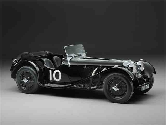 1937 Jaguar SS100 | 1023600