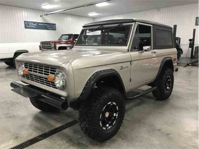 1971 Ford Bronco | 1023601