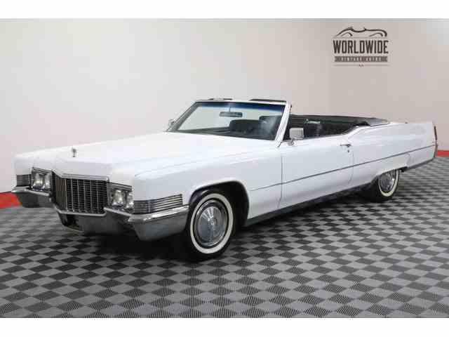 1970 Cadillac DeVille | 1023602
