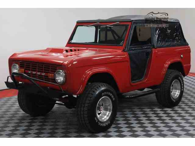 1969 Ford Bronco | 1023607