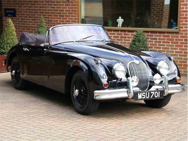 1959 Jaguar XK150 | 1023610