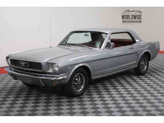 1966 Ford Mustang | 1023611
