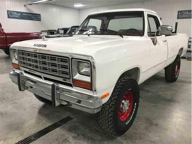 1985 Dodge D200 | 1023613