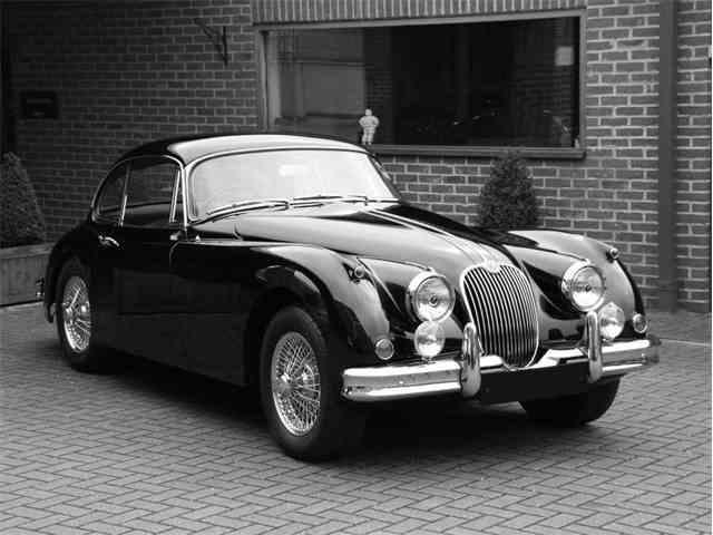 1959 Jaguar XK150 | 1023617
