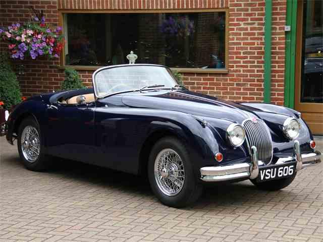 1958 Jaguar XK150 | 1023618