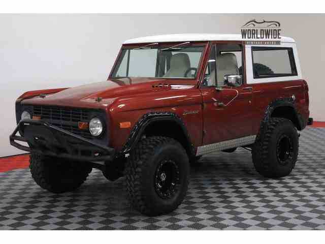 1976 Ford Bronco | 1023620