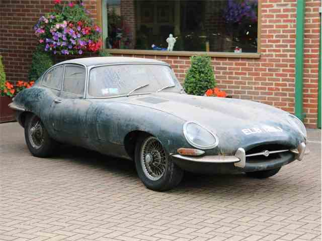 1966 Jaguar E-Type | 1023624