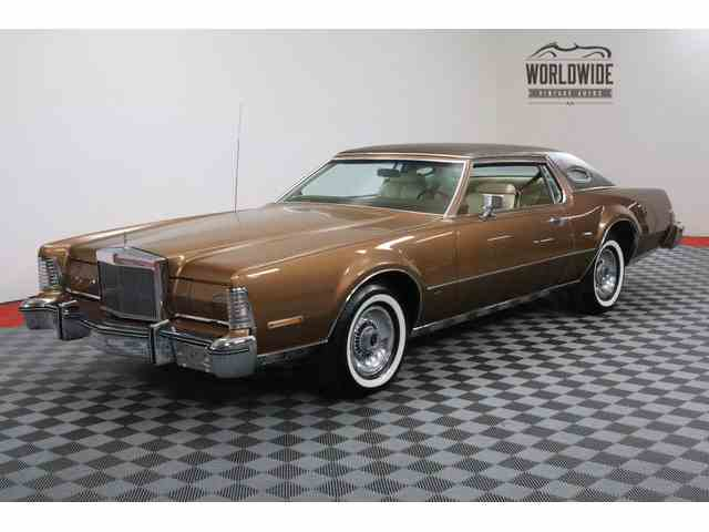 1975 Lincoln Continental Mark IV | 1023625