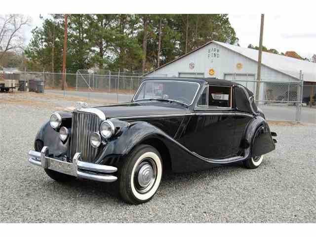 1951 Jaguar Mark V | 1023628