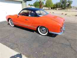 Picture of Classic '56 Volkswagen Karmann Ghia - $33,000.00 Offered by Classic Car Pal - LVBF